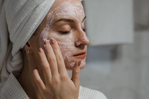 cleansing your skin