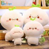 Rabbit Bunny White Dumpling Plush 25cm, 40cm, 50cm or 65cm