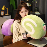 Cream Roll Mantau Sweet Bun Plush Bao