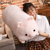 70/50cm Simulation fluffy Pig Plush Toys For Children High Quality 100% Soft Down cotton Baby Brinquedos Kawaii Animals For kids