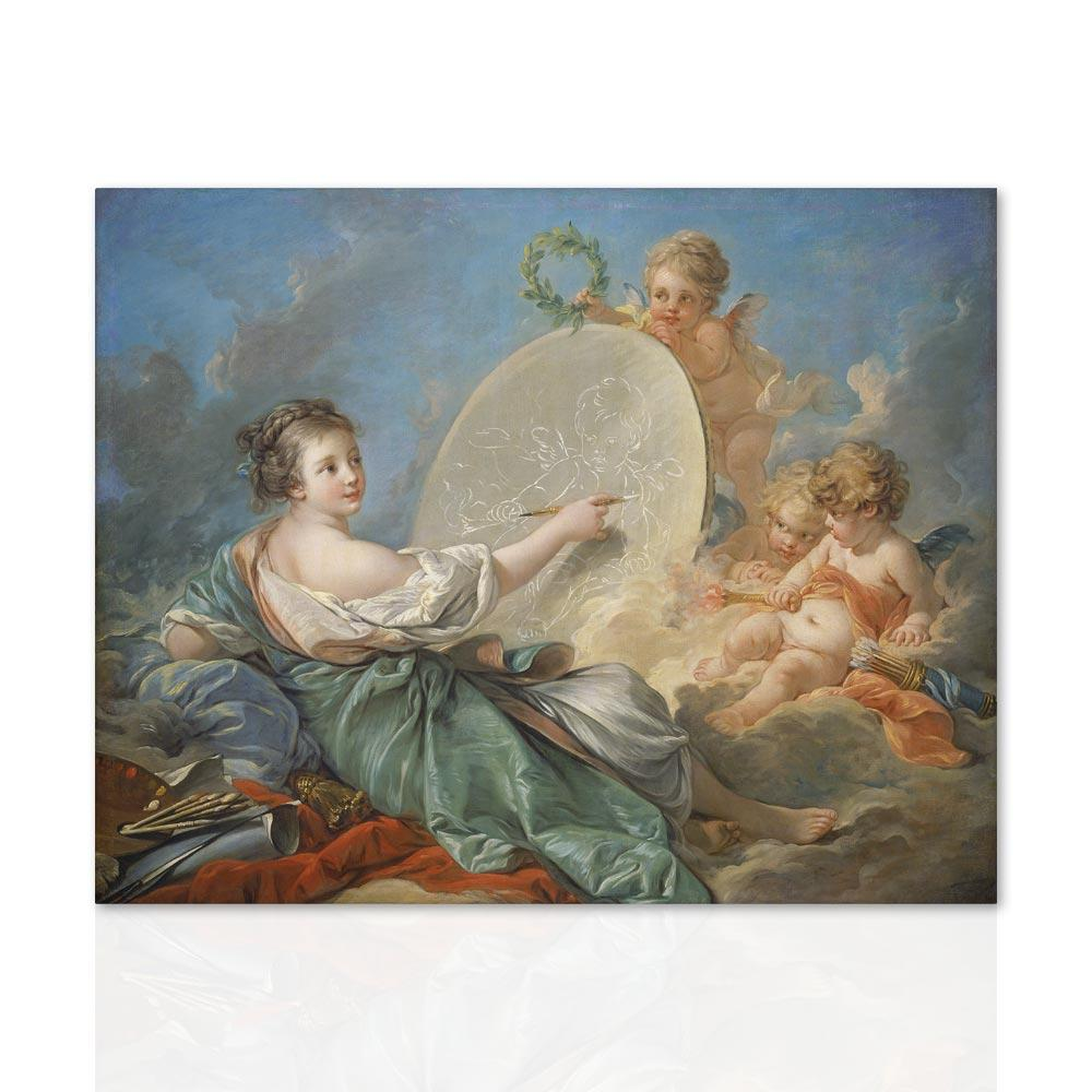 Quadro Allegory of Painting