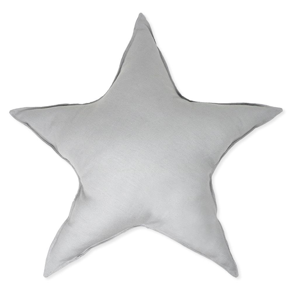 Cuscino Star Grey