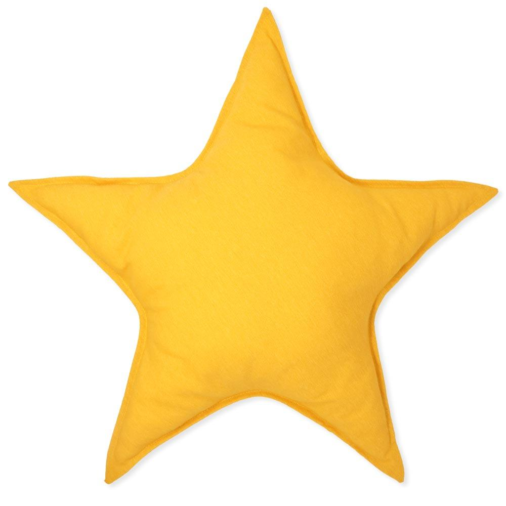 Cuscino Star Giallo