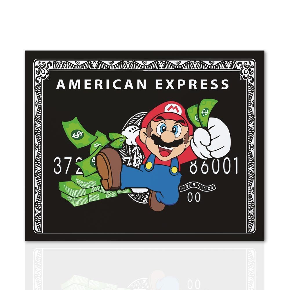 Super Express Mario Bros