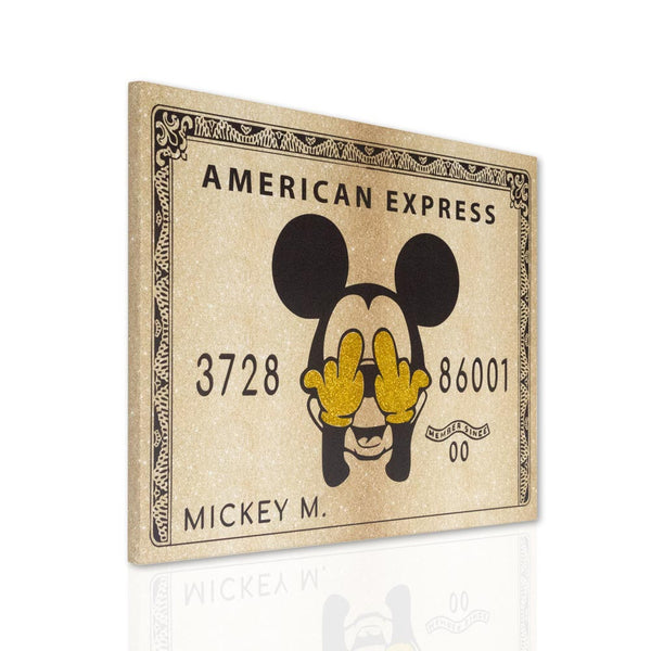 Mickey Mouse Card (5891588423829)