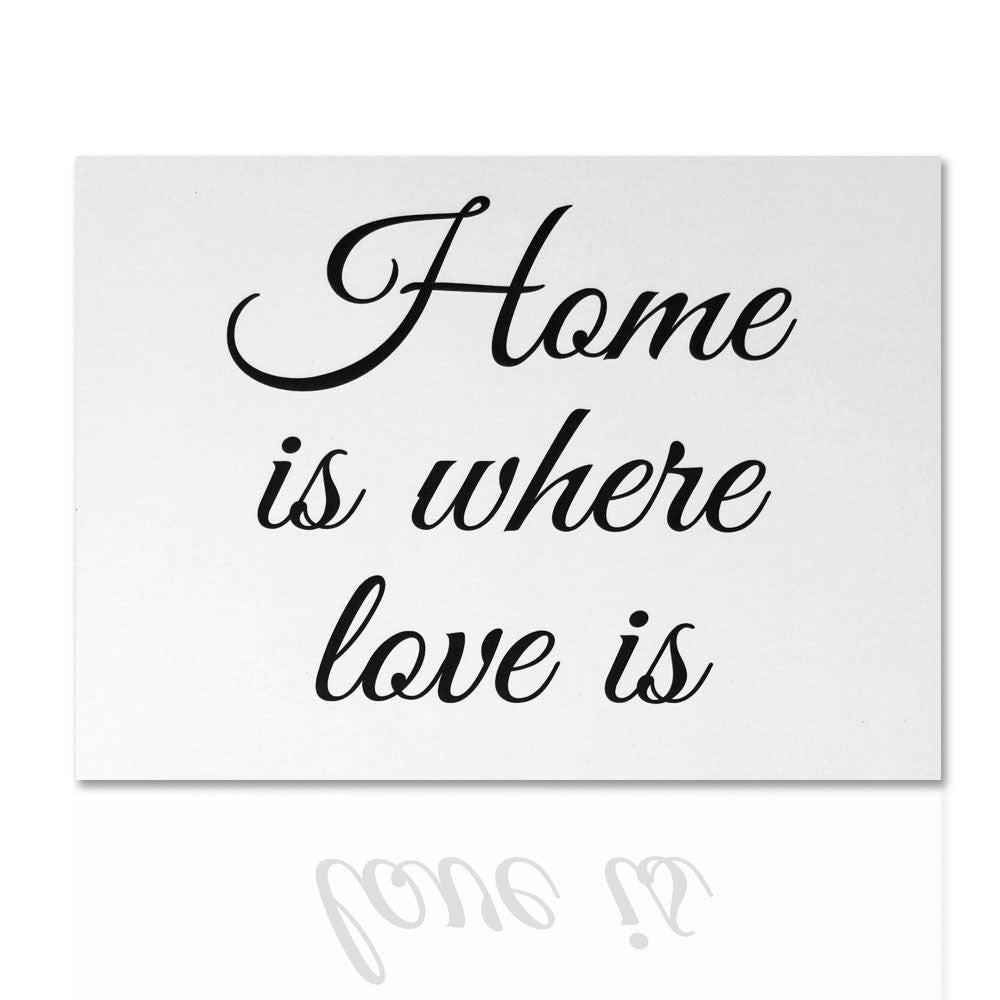 Home and Love