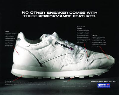 The Brand History of Reebok