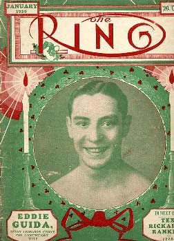 RING MAGAZINE JANUARY 1929