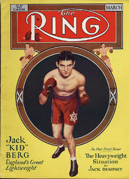 RING MAGAZINE MARCH 1930