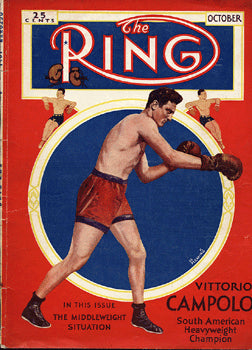 RING MAGAZINE OCTOBER 1931