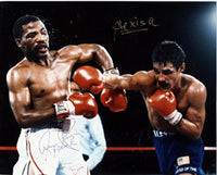 ARGUELLO, ALEXIS-AARON PRYOR SIGNED PHOTO