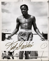 GAVILAN, KID SIGNED PHOTO