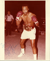 MUHAMMAD, EDDIE MUSTAFA SIGNED PHOTO