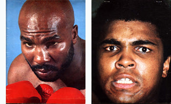 ALI, MUHAMMAD-EARNIE SHAVERS PRESS KIT (1977)