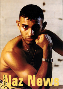 HAMED, PRINCE NASEEM NAZ NEWS ISSUE 3