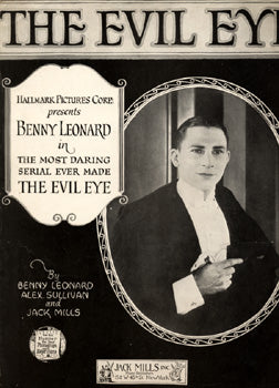 LEONARD, BENNY SHEET MUSIC (THE EVIL EYE)