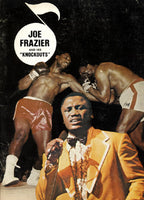FRAZIER, JOE & THE KNOCKOUTS PRESS KIT (1970'S SINGING GROUP)