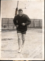 DEMPSEY, JACK ORIGINAL ANTIQUE PHOTO