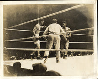 DEMPSEY, JACK-LUIS FIRPO ANTIQUE PHOTO (1923)