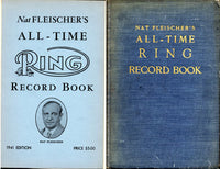 RING RECORD BOOK (1ST ISSUE-1941)