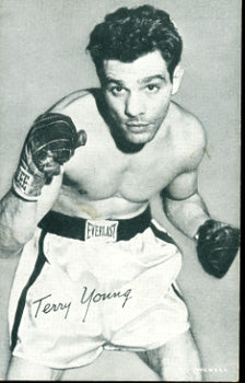 YOUNG, TERRY EXHIBIT CARD