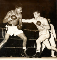 ROBINSON, SUGAR RAY-FABIO BETTINI ORIGINAL WIRE PHOTO (1964)