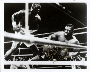 "DOUGLAS, JAMES ""BUSTER"" SIGNED PHOTO"