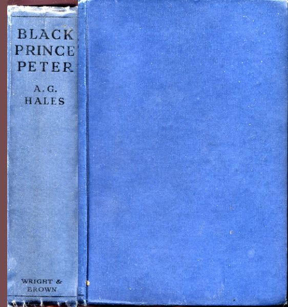 Black Prince Peter by A.G. Hales