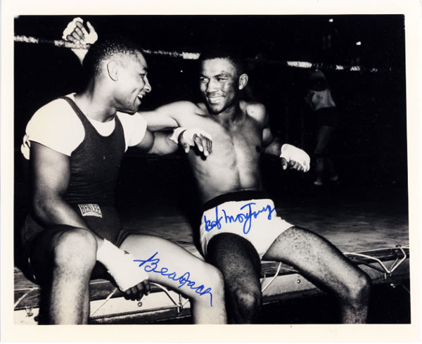 JACK, BEAU & BOB MONTGOMERY SIGNED PHOTO