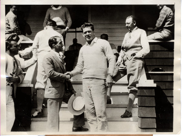 DUNDEE, JOHNNY & GENE TUNNEY (1928)