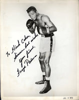 PATTERSON, FLOYD SIGNED PHOTO