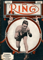 Ring Magazine August 1927