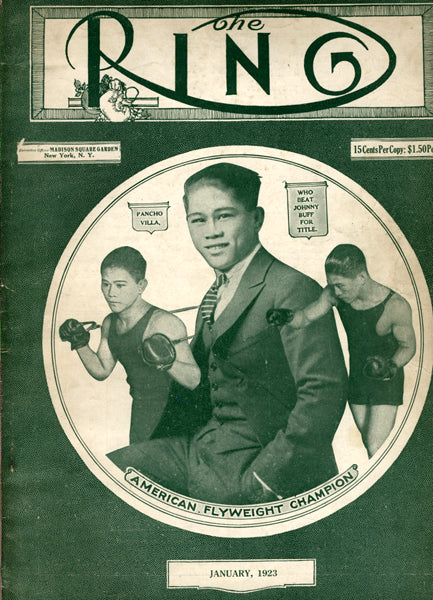 Ring Magazine January 1923