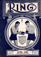 Ring Magazine June 1925