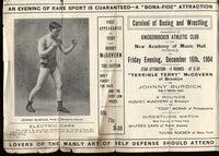 MCGOVERN, TERRY-JOHNNY BURDICK ON SITE FLYER (1904)