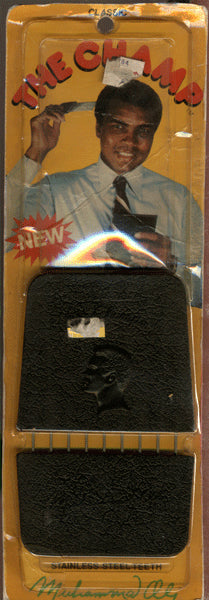 ALI, MUHAMMAD AFRO PICK (IN ORIGINAL PACKAGE)