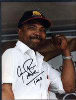 PRYOR, AARON SIGNED PHOTO
