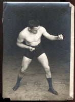 SMITH, JEFF ORIGINAL ANTIQUE PHOTO (AS CHAMPION)