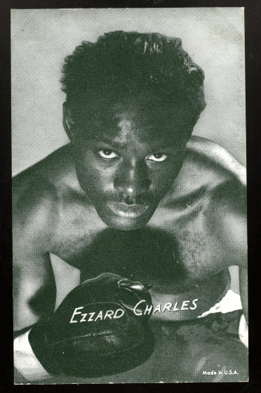 CHARLES, EZZARD EXHIBIT CARD