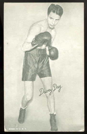 DAY, DAVEY EXHIBIT CARD