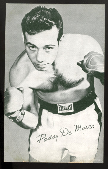 DEMARCO, PADDY EXHIBIT CARD