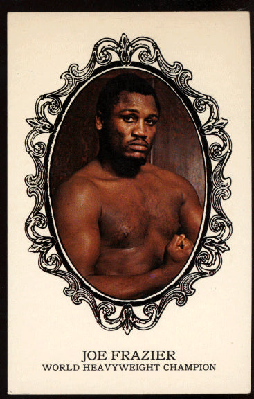 FRAZIER, JOE PROMO PHOTO (AS CHAMPION)