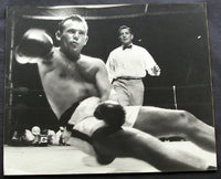 PATTERSON, FLOYD-INGEMAR JOHANSSON II LARGE FORMAT PHOTO (1960-END OF FIGHT)