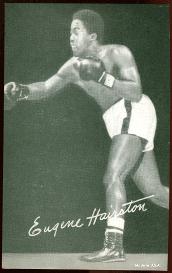 HAIRSTON, EUGENE EXHIBIT CARD