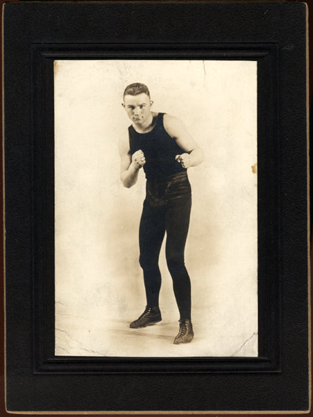 GIBBONS, TOMMY ORIGINAL ANTIQUE PHOTO