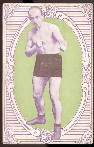 BRADLEY, PAT STADIUM CARD (1914)