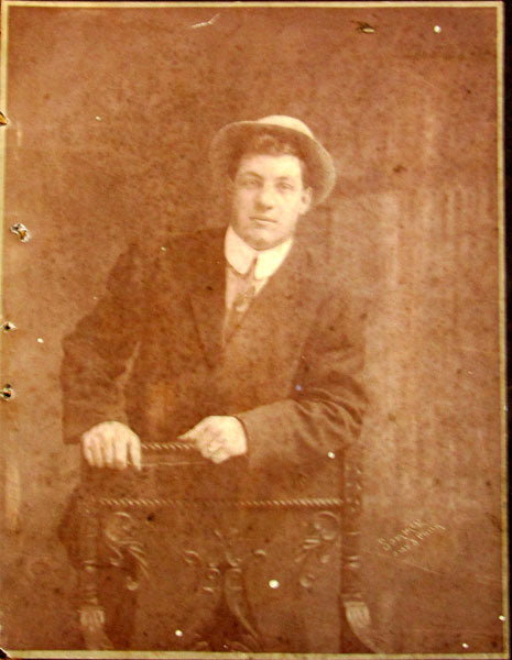 KAUFMAN, AL ANTIQUE PHOTOGRAPH