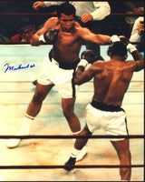 ALI, MUHAMMAD SIGNED PHOTOGRAPH (2ND PATTERSON FIGHT)