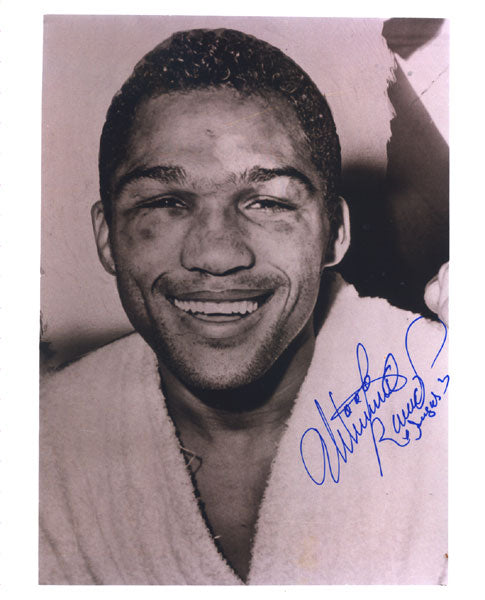"RAMOS, ULTIMINIO ""SUGAR"" SIGNED PHOTO"