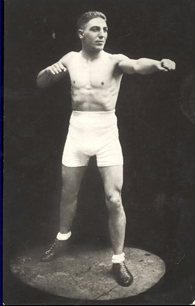 MANCINI, ALI ANTIQUE PHOTOGRAPH (1920'S)